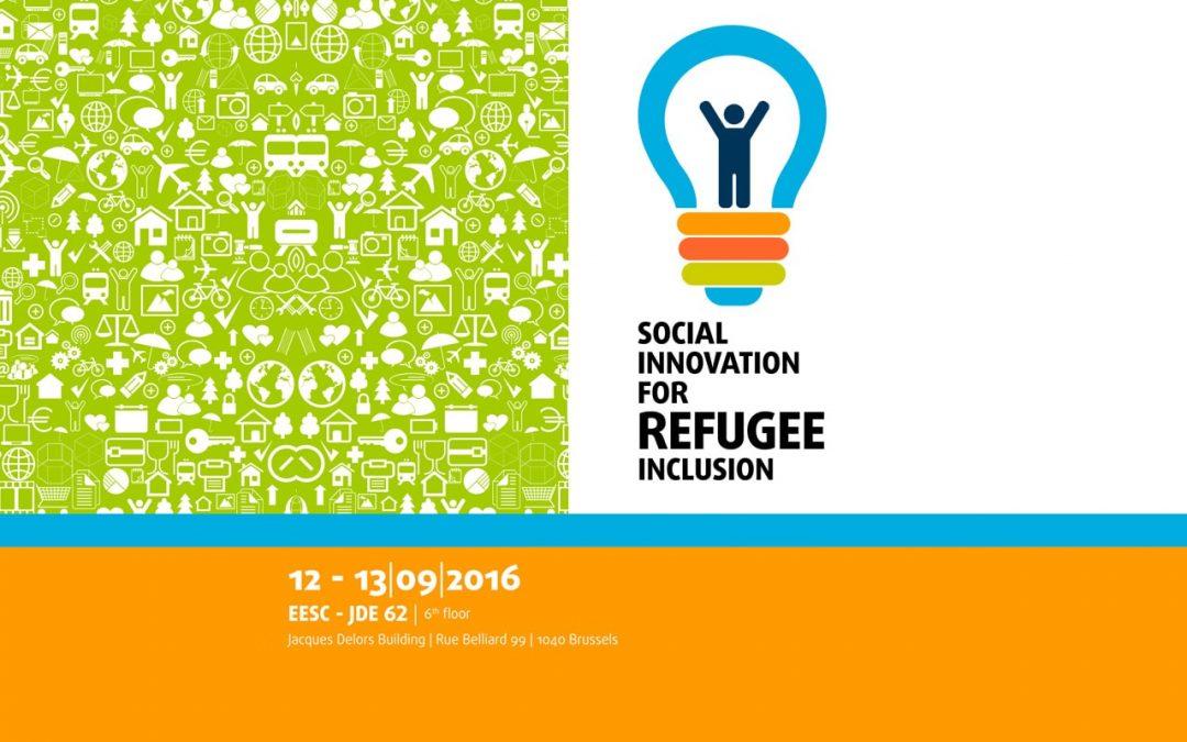 Social Innovation for Refugee Inclusion Seminar