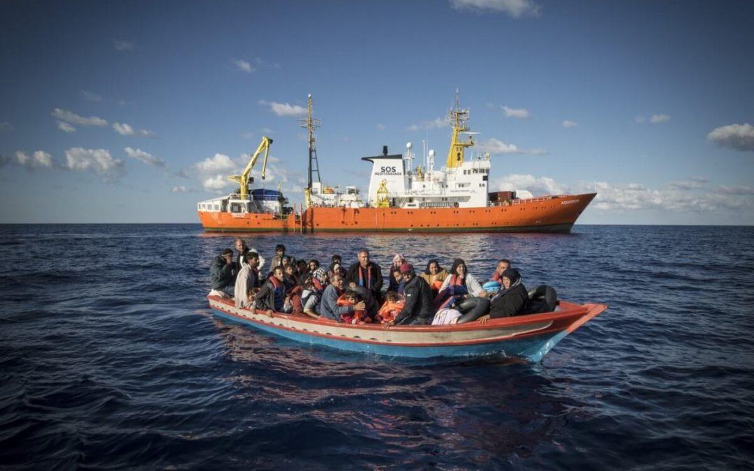 Europe: Save Mediterranean Rescue Ship, Aquarius Has Saved Thousands of Lives